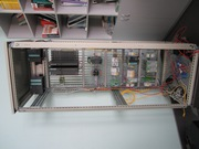 Тестовый стенд на базе ПЛК Siemens S7-400