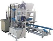 Стационарная блок-линия (вибропресс) Sumab R-500 автомат.