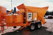 Мобильный бетонный завод Sumab B-15-1200 БСУ РБУ/