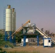 Стационарный бетонный узел HZS 50 (50 м3/час) «Changli» БСУ.