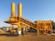 Мобильный бетонный завод «Changli» YHZS 25 (25 м3/час).
