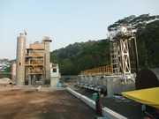 Асфальтный завод,  АБЗ,  LB 2000 (160 тонн) .