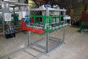 Резательный комплекс для пенобетона и газобетона